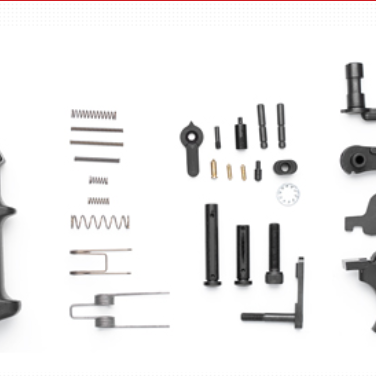 308 CMMG Lower Part kit