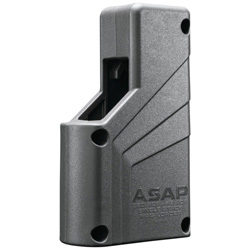 Works with most single stack magazines Uses only one action to load magazine Made in the USA